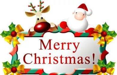 洁弗环保祝您圣诞快乐,元旦快乐
